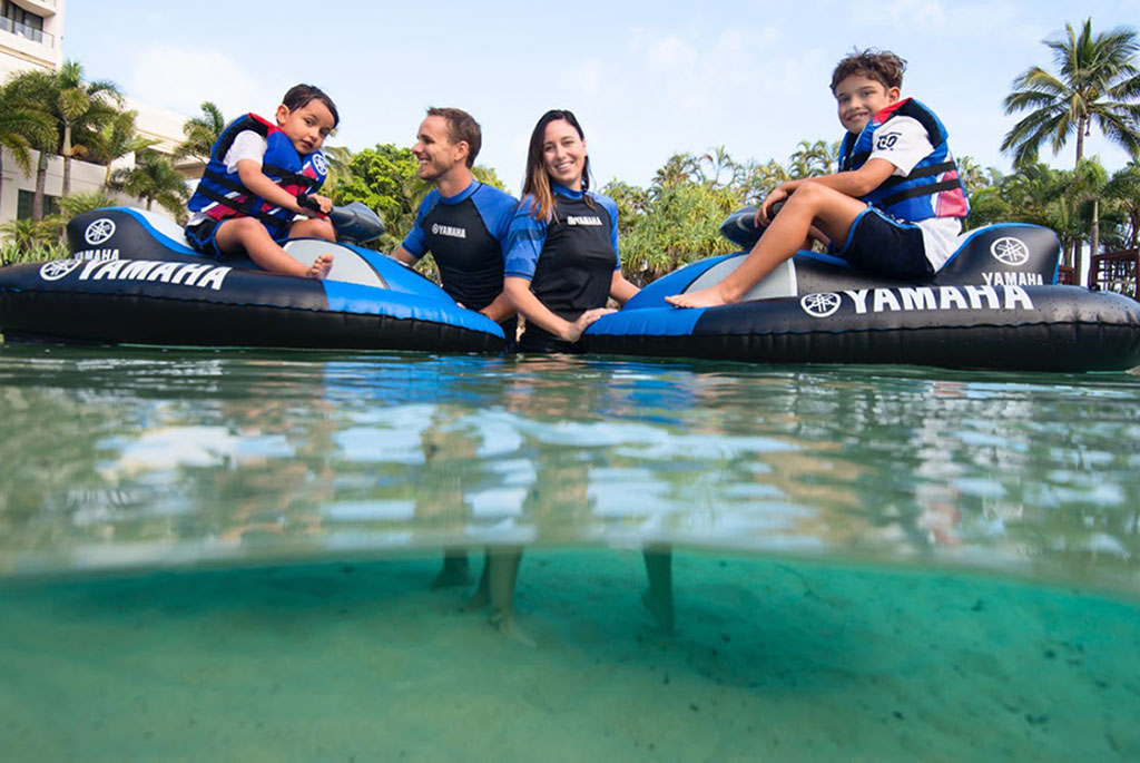 Hire Yamaha Jetsk for Kids on Rottnest Island